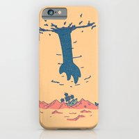 iPhone & iPod Case featuring The Guy Above by Prince Arora