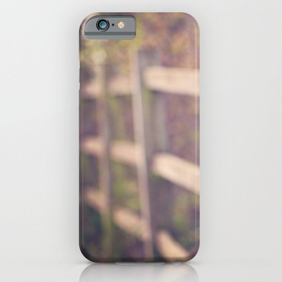 Welsh Winter iPhone & iPod Case