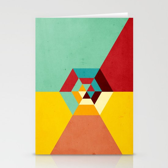 Summer Road Stationery Card