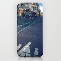 iPhone & iPod Case featuring Amsterdam Double Exposure by istillshootfilm