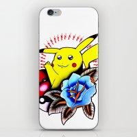 Pikachu iPhone & iPod Skin