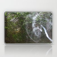 Through the wood line. Laptop & iPad Skin