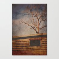 Waiting For You Canvas Print