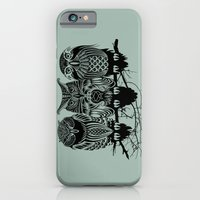 iPhone & iPod Case featuring Owls of the Nile by Rachel Caldwell