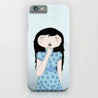 iPhone & iPod Case featuring Voices by Cate Anevski