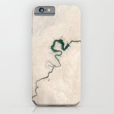 Trace nature iPhone 6 Slim Case