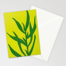 Leaf Shadow Stationery Cards