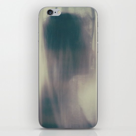 the velvet darkness of his mind iPhone & iPod Skin