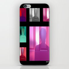 Sunset Silhouette  iPhone & iPod Skin