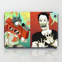 Pop Mix Of The Some Of T… iPad Case