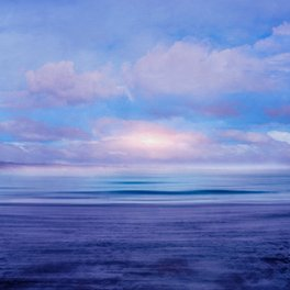 Art Print - The Sea is Calm 02 - NaturalColors
