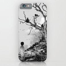 Welcome, Stranger! iPhone 6 Slim Case