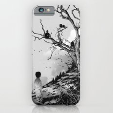 Welcome, Stranger! iPhone 6 Slim Case