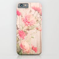 iPhone & iPod Case featuring Flowers on the Wall by Melissa Batchelder Photography