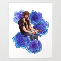 Wisp Art Print