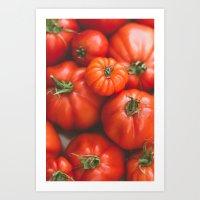 I Say Tomato Art Print