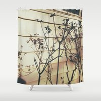 Branches Reflections Shower Curtain