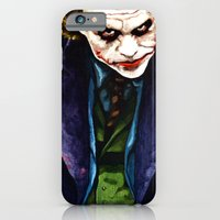 Angel Of Chaos (The Joker) iPhone 6 Slim Case