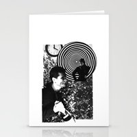 Spiraling Hopes Stationery Cards