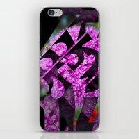 Flower (Love) iPhone & iPod Skin