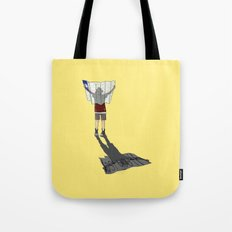 Lost Youth Tote Bag