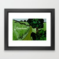 Freeland Framed Art Print
