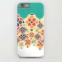 iPhone & iPod Case featuring Spring Garden by VessDSign