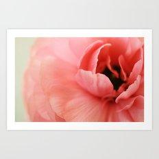 La Fleur Art Print