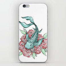 Koi Fish iPhone & iPod Skin