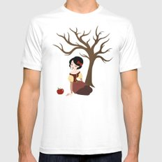 Skin White as Snow White Mens Fitted Tee SMALL