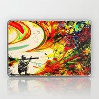 Bazooka Overload Laptop & iPad Skin
