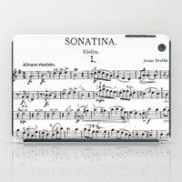 Sonatina iPad Case