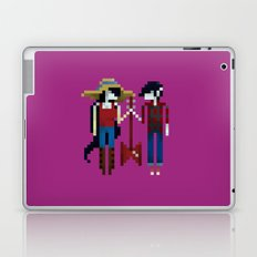 The Vampire Queen and King Laptop & iPad Skin