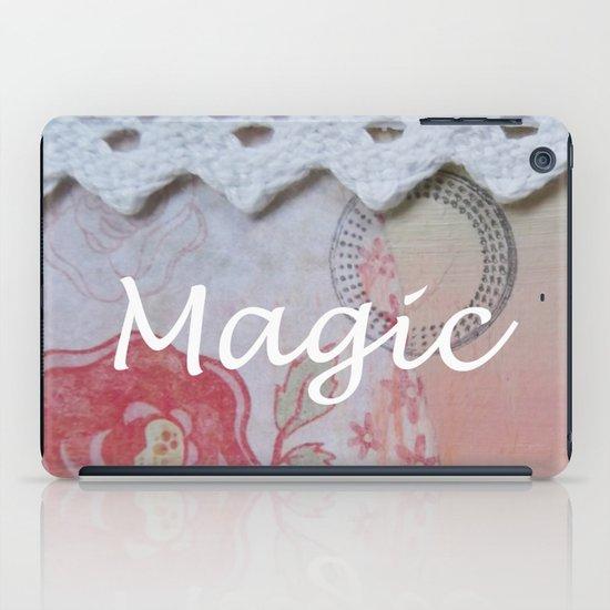 Magic iPad Case