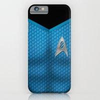 Star Trek Series - Scien… iPhone 6 Slim Case