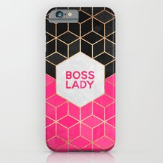 Boss Lady iPhone 6 Slim Case