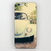 bug love iPhone & iPod Skin
