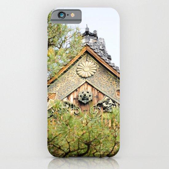 NIJO CASTLE iPhone & iPod Case