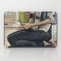 Record Selection iPad Case