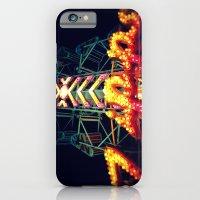 Carnival Lights, The Zipper iPhone 6 Slim Case