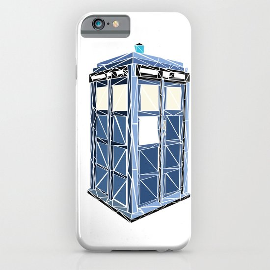 The Tardis iPhone & iPod Case