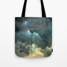 Seeing Thunder Tote Bag