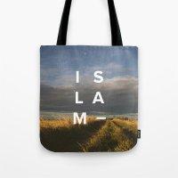 Islam- Poster Tote Bag