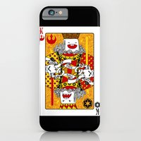 iPhone & iPod Case featuring King of Toys by wanton doodle