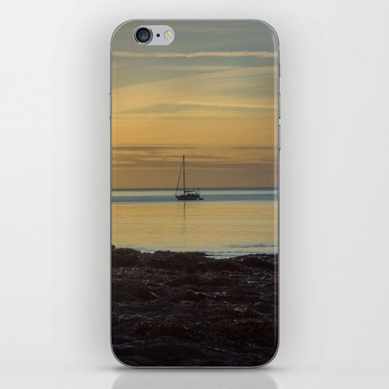Sunrise Pendennis Point Falmouth iPhone & iPod Skin
