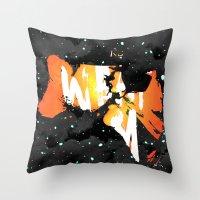 Inside My Love Throw Pillow