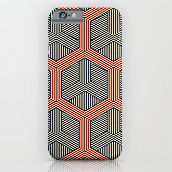 Hexagon No. 1 iPhone & iPod Case