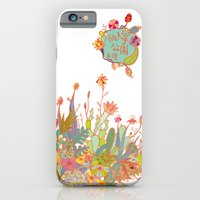 Cactus Garden iPhone 6 Slim Case