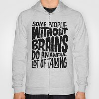 People Without Brains Hoody