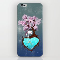 Last Unicorn iPhone & iPod Skin